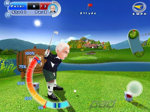 Let's Golf! 2 HD – спорт для миллионеров