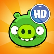 Bad Piggies HD - Angry Birds в новом формате