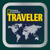 National Geographic Traveler теперь доступен на iPad
