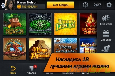 Обзор онлайн казино для iPad – Winner Casino