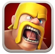 Одна из ТОПа - Clash of Clans для iPad