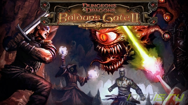 Baldur's Gate II: Enhanced Edition выйдет на iPad