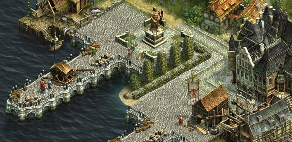 Anno: Build an Empire переедет на iPad