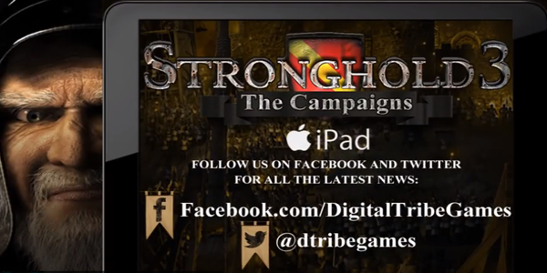 Знаменитая Stronghold 3: The Campaigns уже в App Store