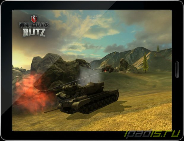 Известна дата глобального релиза World of Tanks Blitz