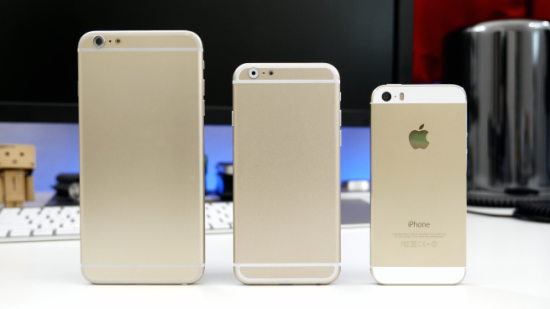 Слухи: в 2015 году Apple выпустит iPhone 6s mini