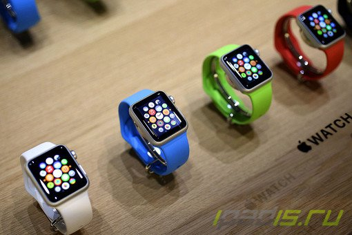 Apple приступила к поставкам Apple Watch
