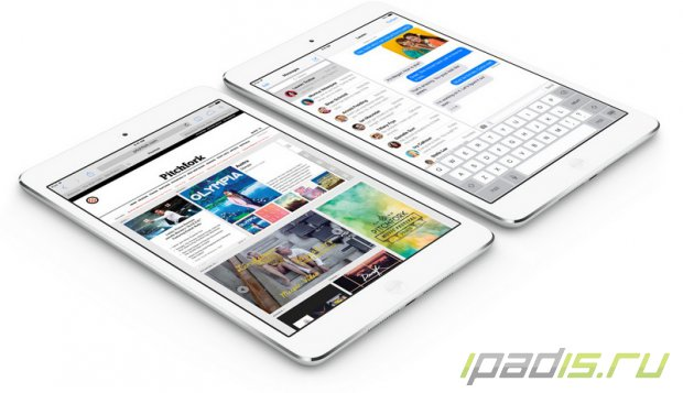 Apple iPad mini 4 получит режим Split View
